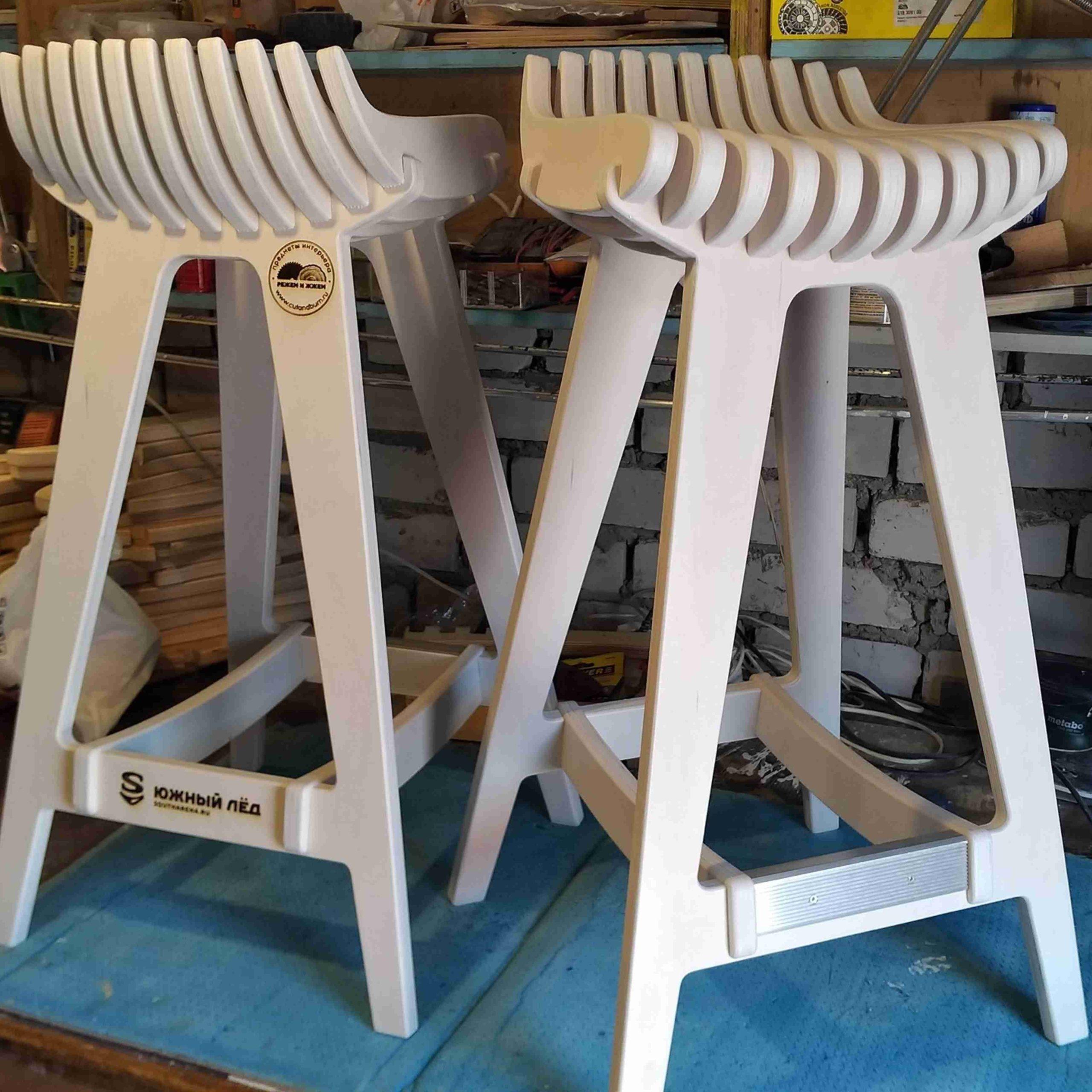 Барный стул Лофт «Усиленный»