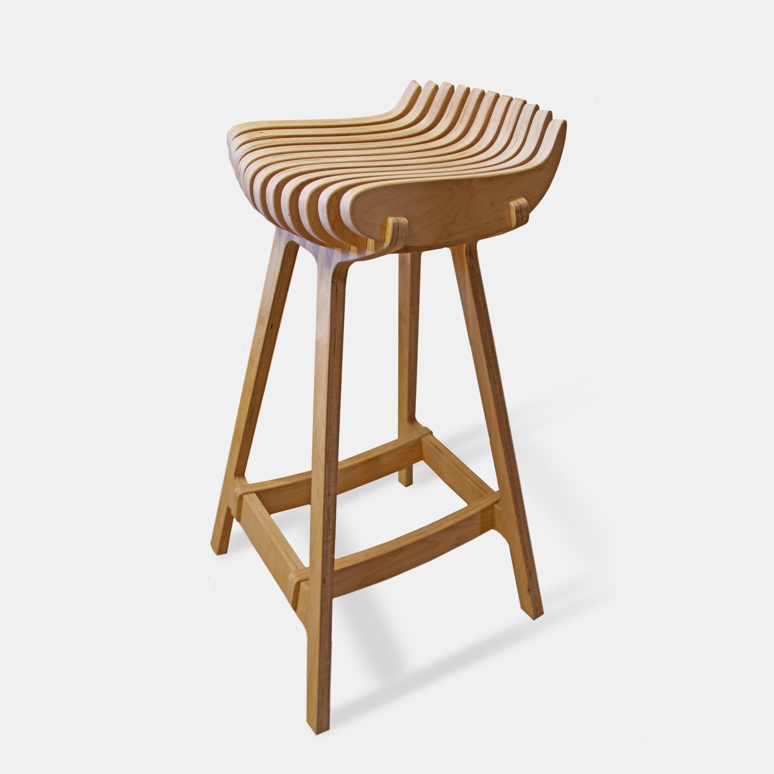 Барный стул «Параметрический»