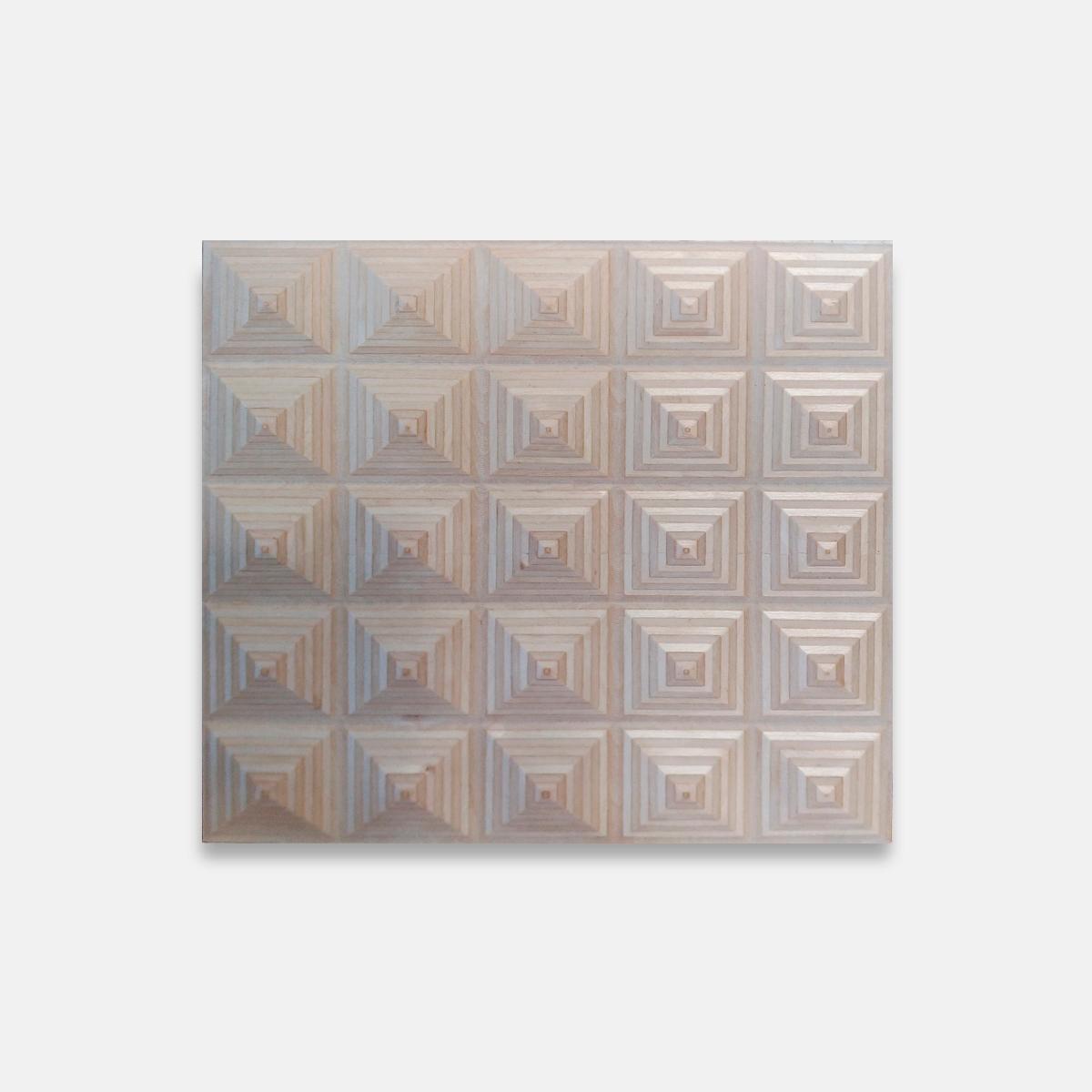 Деревянная 3D панель «ZOOM X4»Табличка для столика «Резерв» (6)