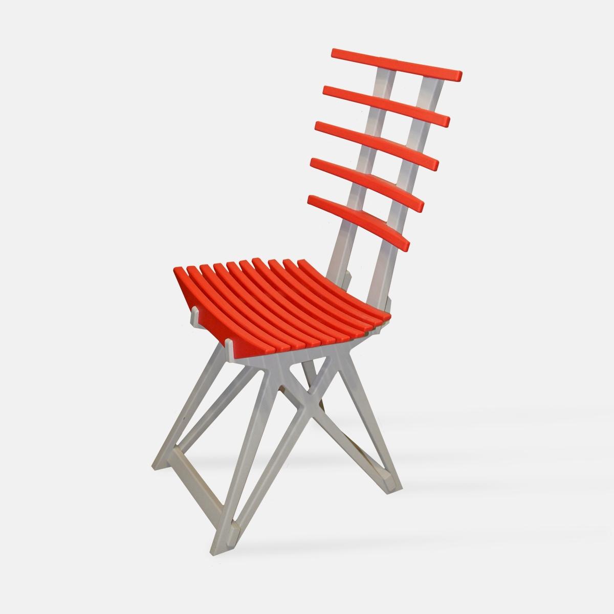 Параметрический кухонный стул