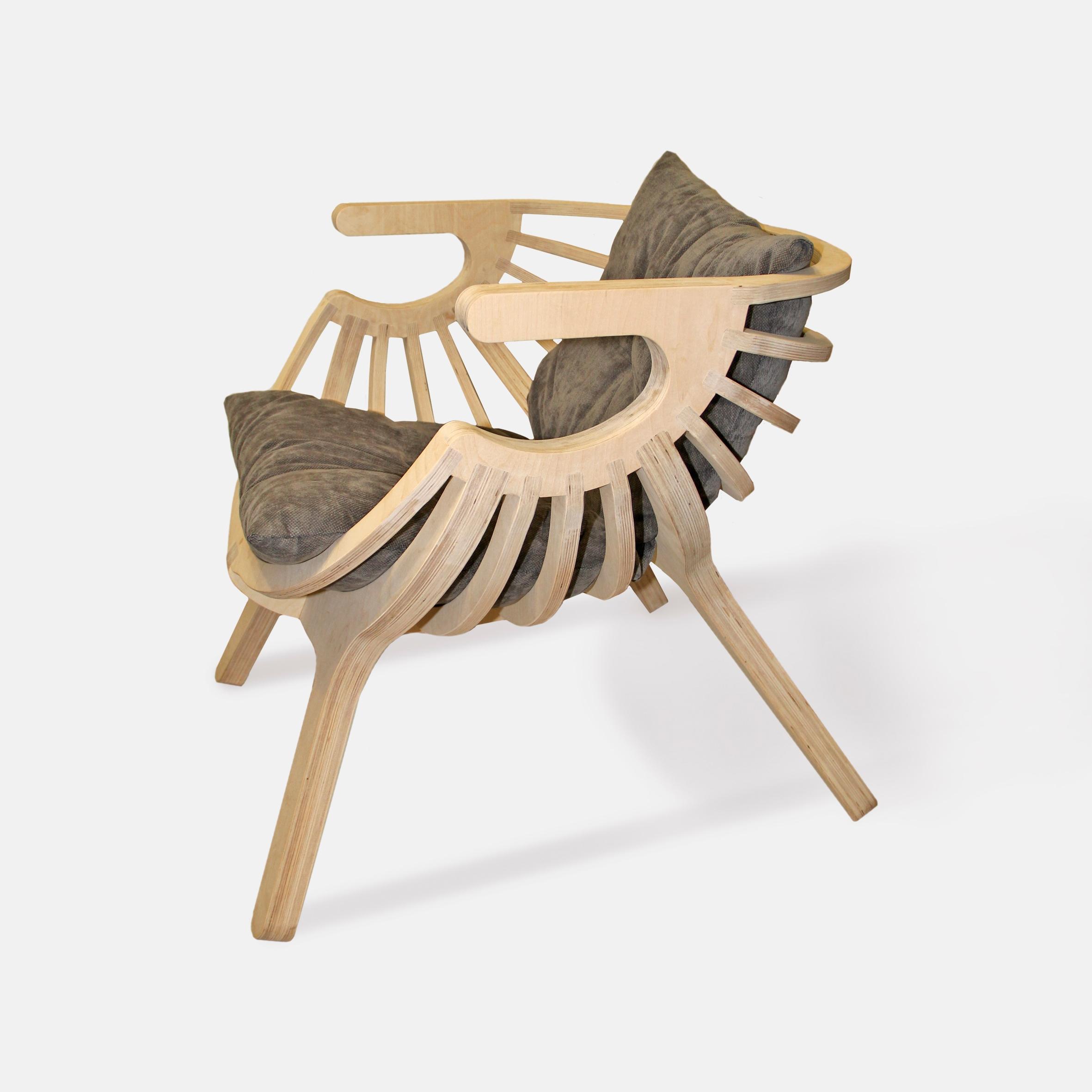 Параметрическое кресло «Релакс 4»