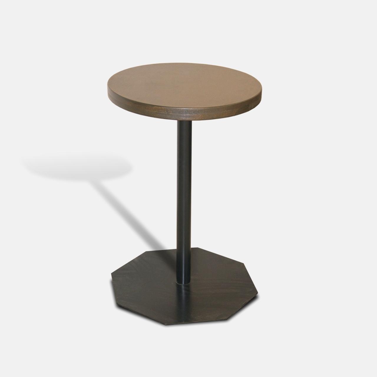 Стол для кафе на одной ножке