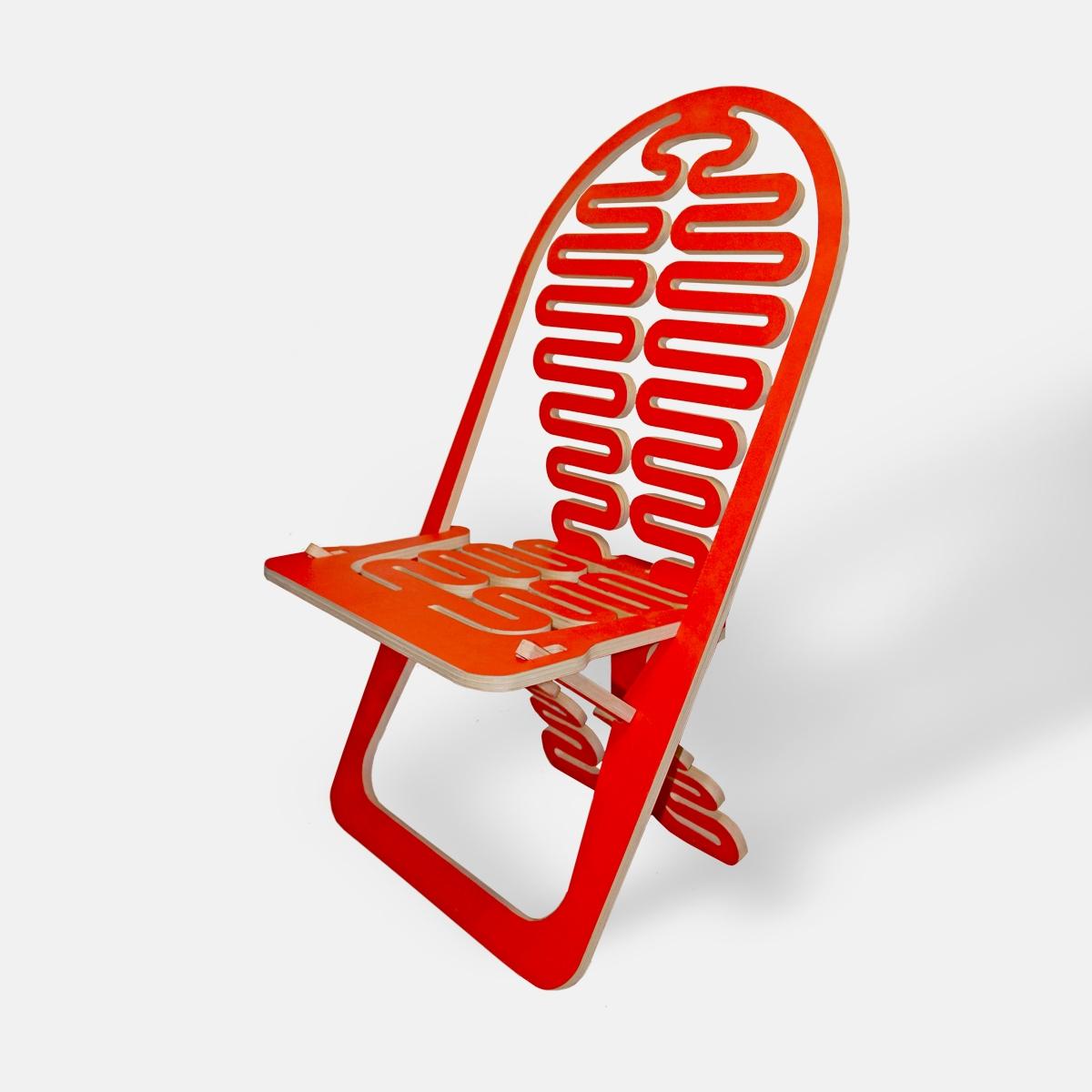 Стул кресло для кухни «Пружинка»